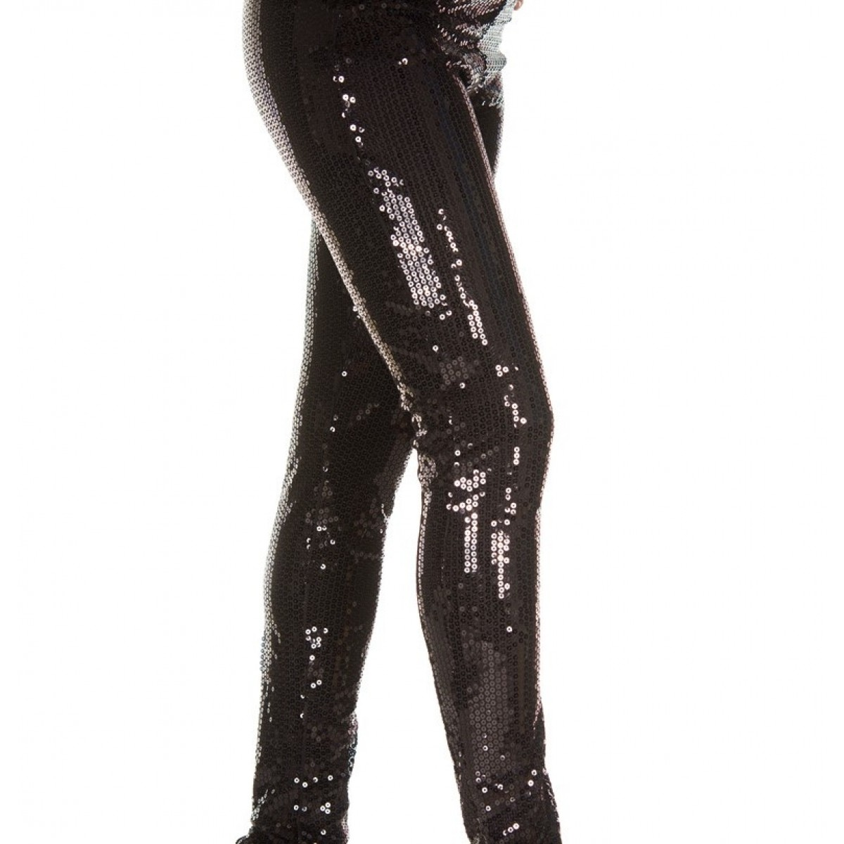 Black sequin leggings-01