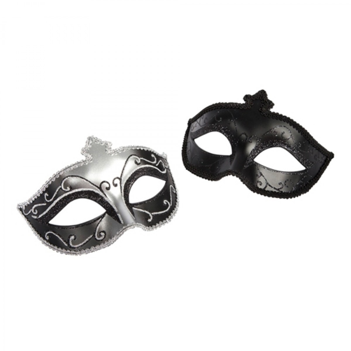 FIFTY SHADES MASK ON TWIN PACK