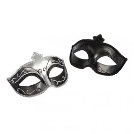 FIFTY SHADES MASK ON TWIN PACK-20